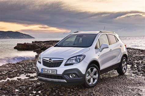 Opel Mokka Small Crossover Photos And Details