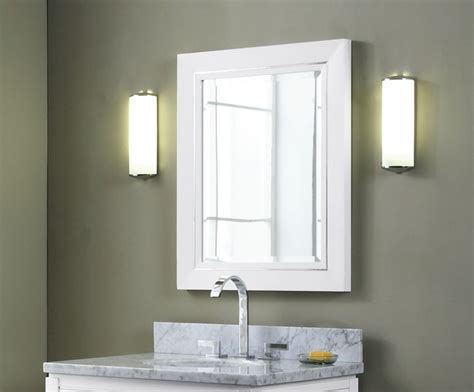 white mirror for bathroom white bathroom mirror cover doherty house white