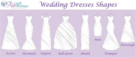 Wedding Dresses For Type by Find The Wedding Dress For Your Type The Fab