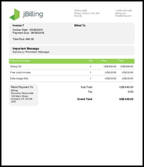 invoice design tool te 4 1 0 feature invoice template generator jbilling