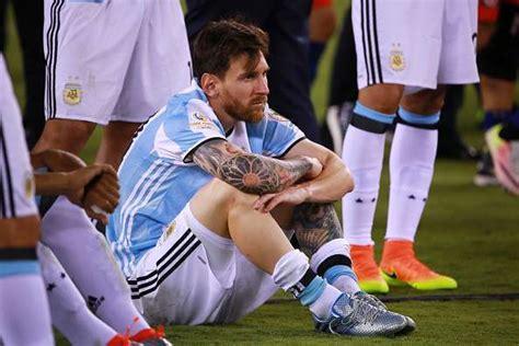 messi third tattoo diego maradona urges lionel messi to reconsider his