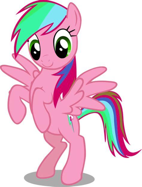 Rainbow Pink pink rainbow dash by xlickme on deviantart