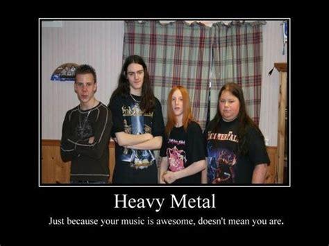 Heavy Metal Memes - female heavy metal memes