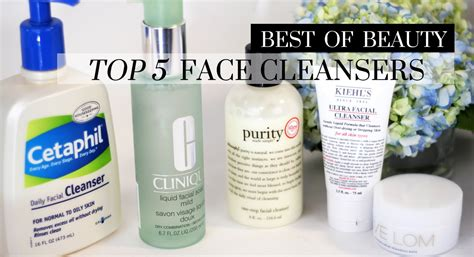 best cleanser top 5 best cleansers lookmazing