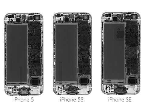 iphone se  iphone  share  interchangeable components including displays