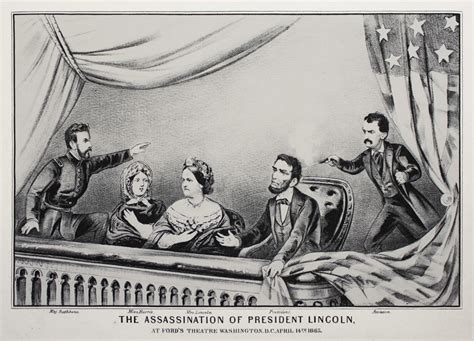 assassinated lincoln picz the assassination of lincoln 1865