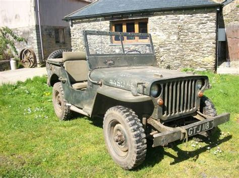 Willys Jeep Spares Uk Willys Jeeps For Sale Uk