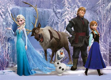 frozen cartoon film 2 fiction field production ii quot frozen quot will melt your heart