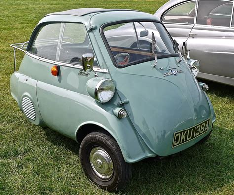 Front Door Car Isetta