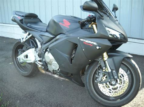2006 honda cbr 600 for sale used 2006 honda cbr 600 rr6 for sale for sale on 2040motos