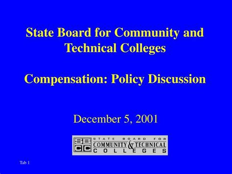 state board practical set up upload share and discover ppt state board for community and technical colleges
