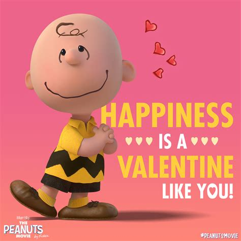 what is the s day the peanuts celebrate valentine s day with the