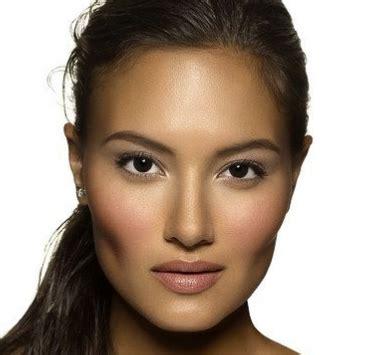 haircolor for dark skin latinas latina makeup beauty latina natural makeup look best
