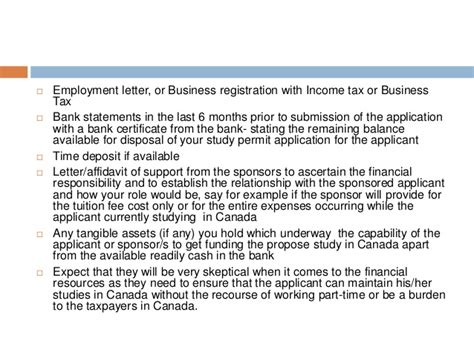 Letter Of Support For Visa Canada Tips On Reapplication Of Study Permit In Canada