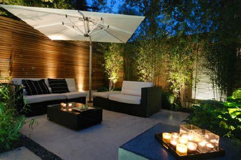 Idee Giardino Moderno by Giardini In Stile Moderno Come Creare Un Oasi Di Relax