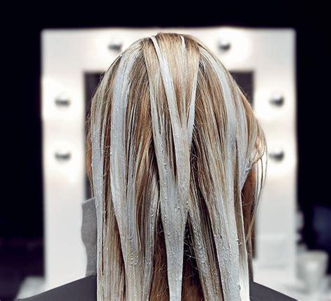 hair color application techniques wella square falmouth