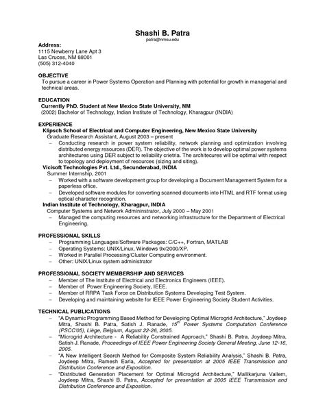 Sle Student Resume High School by Customer Service Resume Templates