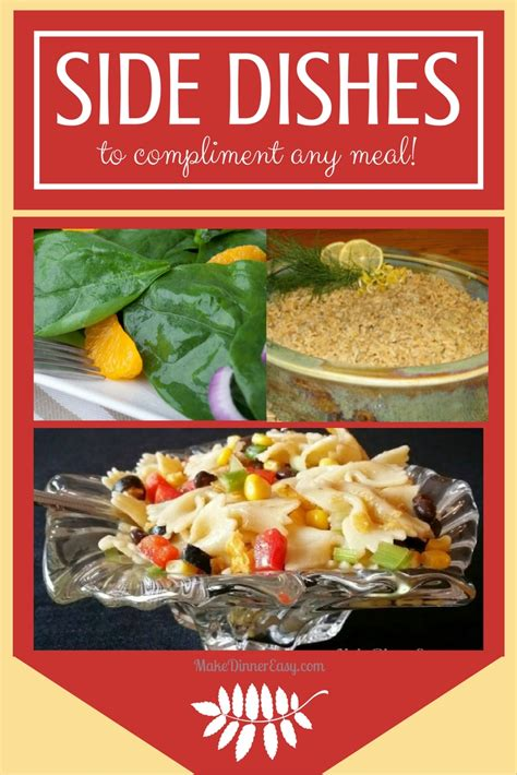 side dishes recipes side dish recipes