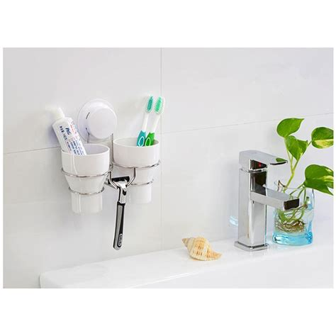 suction bathroom accessories bathroom cup holder suction cup bathroom toothbrush cup