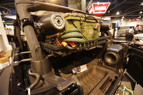 Jeep Wrangler Cargo Space Our Five Favorite Jeep Wranglers At The 2014 Sema Show