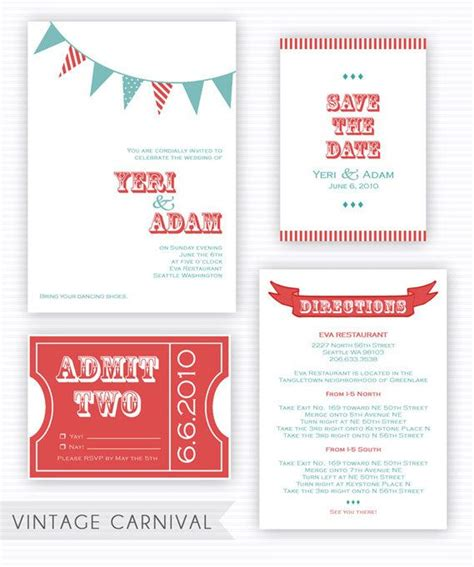 google templates for invitations vintage circus poster template google search save the