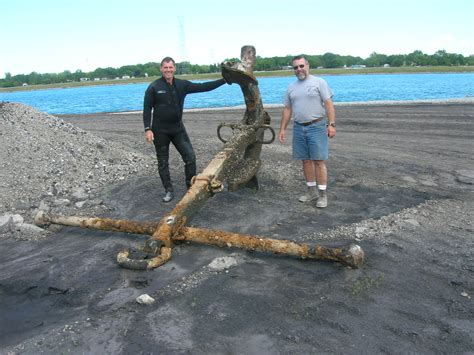 old boat anchors old ship anchor for sale the hull truth boating and