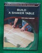Dvd Build A Shaker Table With Mehler build a shaker table mehler dvd mike s tools