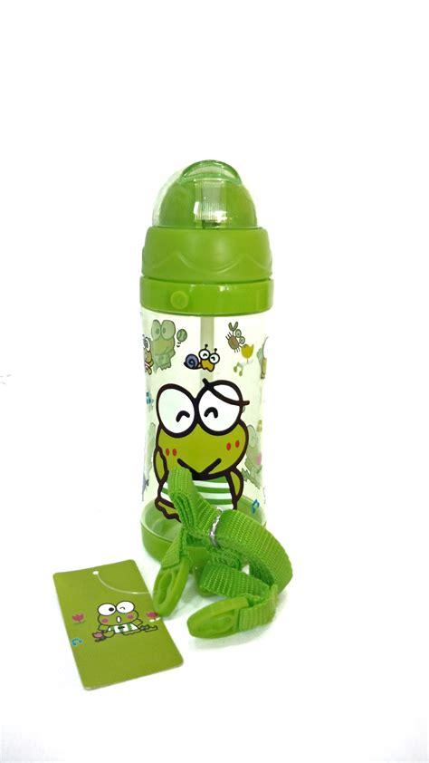 Botol Air Plastik Botol Minum Plastik Tsum Tsum 350ml Botol Anak set makan minum lucu toko bunda