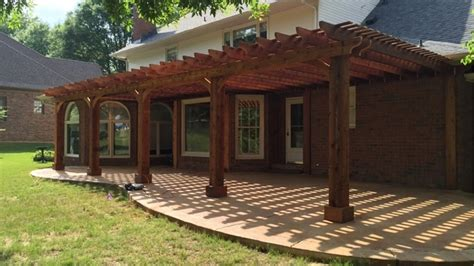 patio awning covers patio covers mid south patio cover installers marshall brothers