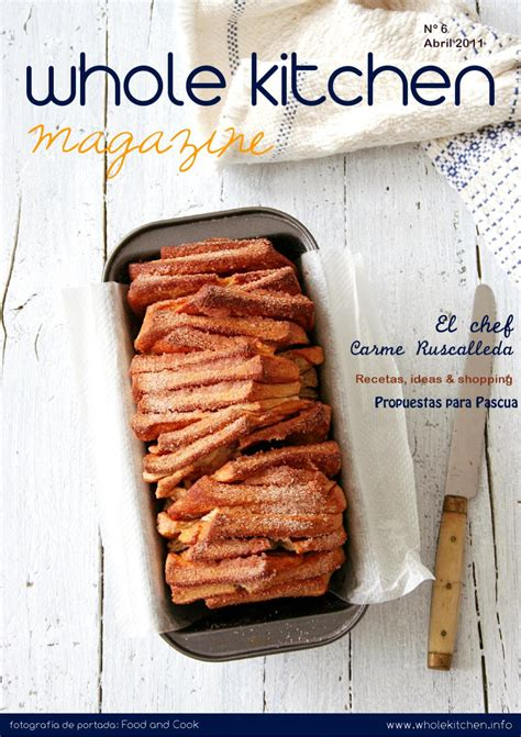 whole kitchen magazine whole kitchen magazine n 186 6 by silvia palma garcia issuu