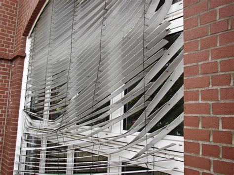 jalousie gerissen free broken shutter stock photo freeimages