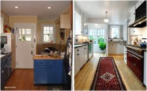 kitchen remodeling ideas before and after 10 before and after kitchen remodeling ideas