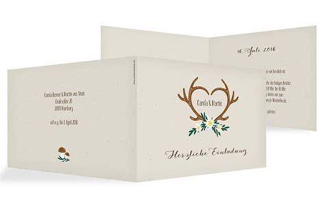 Hochzeitseinladung Muster by Hochzeitseinladung Quot Heimatliebe Quot