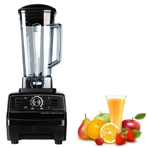 Mixer Juice g5200 professional 3hp bpa free 2l heavy duty commercial