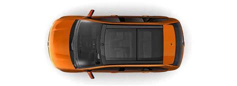 Ford Edge panoramic Vista Roof custom roof rack