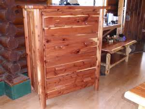 Red Cedar Chest Of Drawers Rustics North