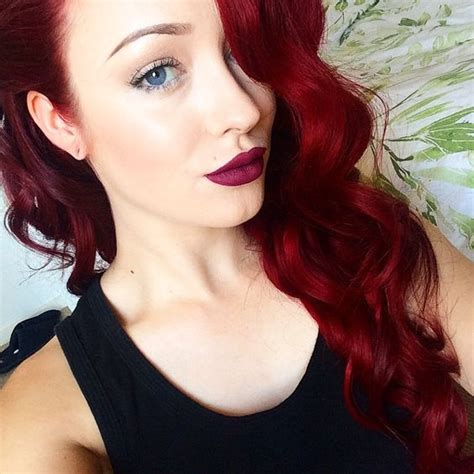 what looks good with red 26 bright red hair ideas to make a statement styleoholic