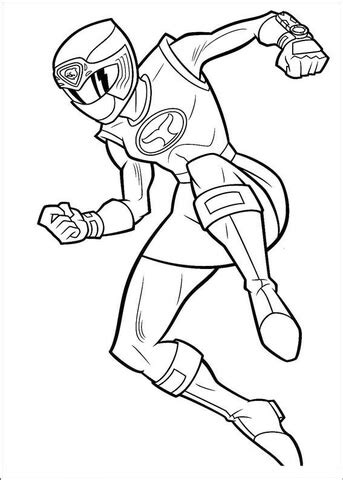 girl power rangers coloring pages ranger pink is jumping coloring page supercoloring com