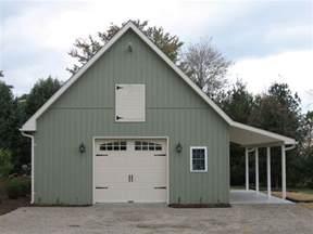 barn style garages 24 x 24 main garage body with an 8 x 9 overhead garage