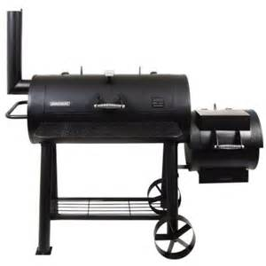 brinkmann barrel charcoal smoker grill brinkmann trailmaster limited charcoal smoker and grill