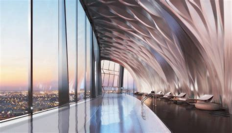 Designboom One Thousand Museum | zaha hadid one thousand museum in miami foundations laid