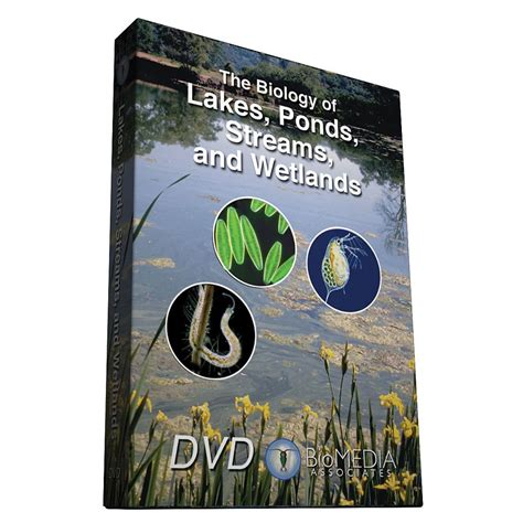 the biology of lakes and ponds biology of habitats series books the biology of lakes ponds streams and wetlands dvd