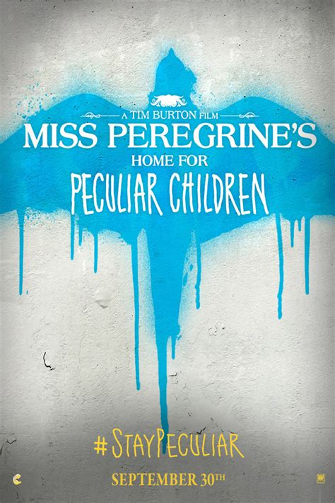 miss peregrine s home for peculiar children series 1 miss peregrine s home for peculiar children new character