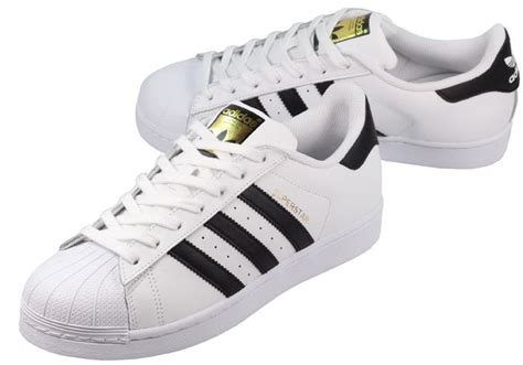 Adidas Superstar Foundation Pack Gold Original Bnwb adidas mens superstar trainers in white black landau store