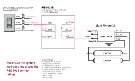 rib2401b wiring diagram 23 wiring diagram images