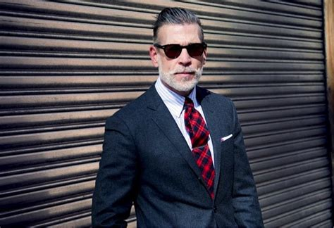 How Old Is Nick Wooster | style icon nick wooster the womens room