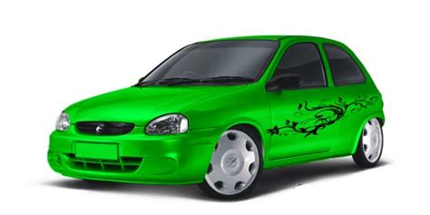 outrageous lime paint 10 things you must never do as a respected car guy