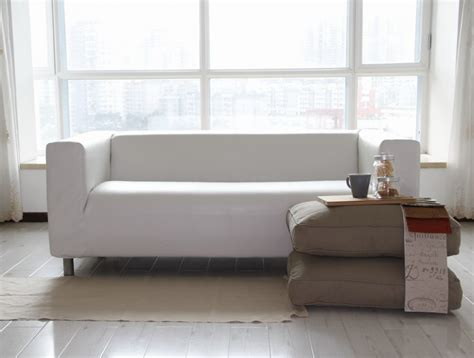 best sofa cover for leather leather slipcover for ikea klippan sofa comfort works
