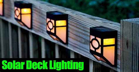 solar deck post lights landscape and deck solar post lighting all automatic