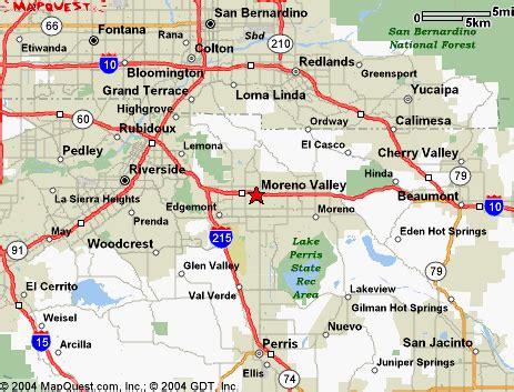 california map riverside county riverside california map